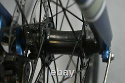 2017 Raleigh Willard1 Touring Road Bike 52cm Small Shimano Brifters Disc Charity