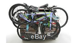 2019 2020 Subaru Ascent 4 BIKES Hitch Mounted Bike Rack OEM Thule Oem SOA567B050
