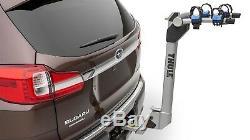 2019 2020 Subaru Forester Ascent Crosstrek Outback Hitch Bike Rack OEM Thule Oem