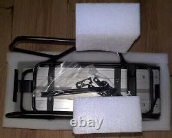 2x Yose Power 48v20ah 1500w e-bike batteries, rear rack +2 chargers + torque arm