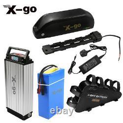 36V 48V 52V 20AH 17.5AH 500W 1000W 1500W Battery Lithium Electric Bicycle e-bike