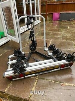 4 Rear Tow Bar Bike Carrier Rack