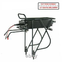 48V 15Ah Ebike Battery Motor 1000W 750W Electric Bike EBicycle Rear Rack Carrier