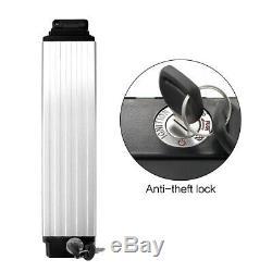 48V 20Ah 1000W LED Rear Rack lithuim Battery Charger Kit E-bike Electric Bicycle
