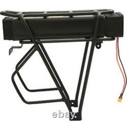 48V 20Ah Rear Rack Battery Electric Bike Ebike Battery With Frame