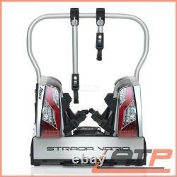 Atera Strada 022750 Rear Towbar Bike Carrier Rack Vario 2 Towbar 2 Bicycles