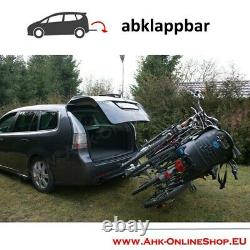 Bike Rack Towbar For 2 Cycle Rear Carrier Tow BAR