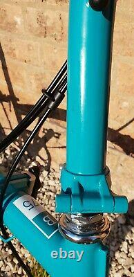 Brompton B75 Edition with Upgrades Mudguards M3R Rack Lights