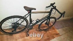 Cannondale Topstone 3 -mens Gravel Bike-2020/18 Speed/21 Frame/rear Rack/lights