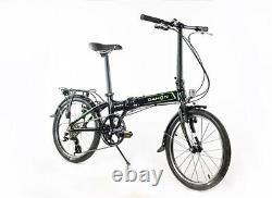Dahon Vitesse D8 Equipped (2016) Folding Bike Including Rear Rack and Bag