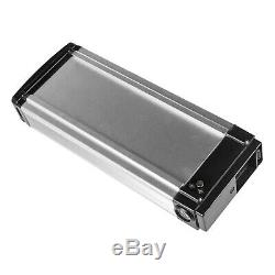E-Bike Battery 36V 8.8Ah Rear Rack with Charger and Li-Ion Original Cells