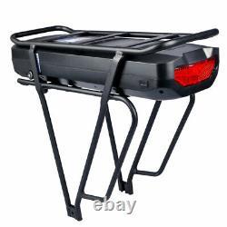 E-Bike Battery Rear Rack Dolphin Panasonic Hinten Rack 36V/48V Lithium Battery