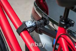 EUFAB Amber 1 Bike Carrier For 1 Bicycle Car Rear Rack Carrier Towbar Tow BAR