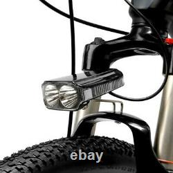 Electric Bike Ebike 6061 Aluminum Alloy Frame with Rear Rack OTTO T8 Shimano