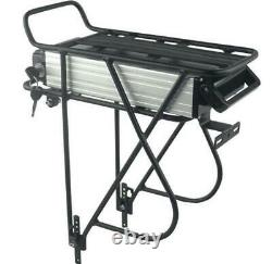 Electric bike 1000w 1500w Rear rack type luggage battery 48v 20ah E Bike Battery