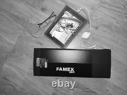 FAMEX RIDE 48V20Ah E-bike Li-ion Rear Battery & Rack USB