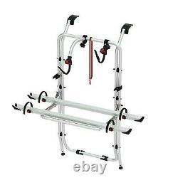 FIAMMA Carry-Bike Rack for Renault Trafic/Vivaro 2003+ Tailgate Camper 02093B72A
