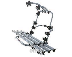 Fabbri Aluminum Bici Ok 3 Rear Bike Carrier For 3 Bikes