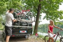 Fiamma Carry Bike Ford Custom Cycle Rack 2 Bikes Black
