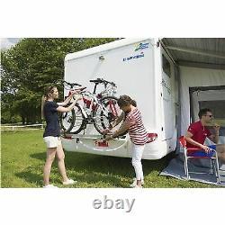 Fiamma Carry Bike Pro 2 Bike Motorhome Black Cycling (4 Bike with Accessories)