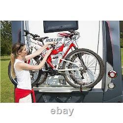Fiamma Carry Bike Pro C Blue Motorhome Cycle Rack 2 Bikes