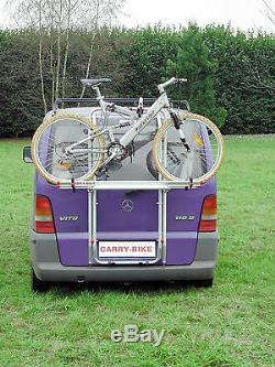 Fiamma Carry-Bike Rack Mazda Bongo (Mercedes Vito mk1 before 2004)