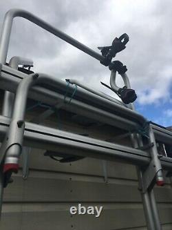 Fiamma Carry Bike Rack Vw T5 / T6 Rear Barn Doors for Camper Van / Van