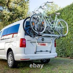 Fiamma Carry Bike VW Caddy Volkswagen Van Conversion Cycle Bicycle Rack