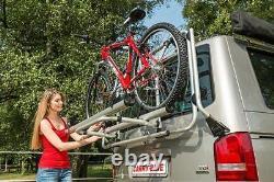 Fiamma Transporter Carry Bike VW T6 Pro Black 2 Bike (Max 4 Bike)