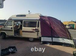 G reg Talbot express diesel auto sleeper 4 birth plus rear awning