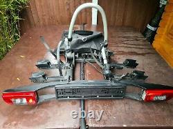 Genuine Audi Rear Tow Bar Towbar Mount Cycle Bicycle Carrier Car Van Rack 2 bike