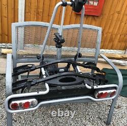 Genuine Lexus Rear Bicycle TowBar Two cycle/bike rack, used