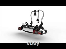 Genuine Mercedes Rear Bicycle Rack For Towbar 2 Bicycles Foldable With Bag New