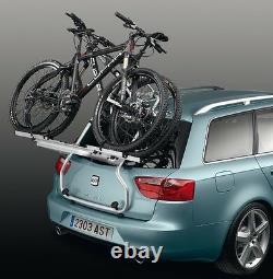 Genuine Seat Exeo St Estate Rear Tailgate Boot 2 Bike Rack Carrier Audi A4 B7