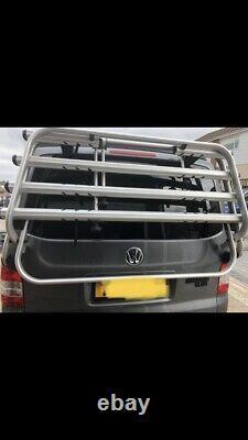 Genuine VW T5 Tailgate Bike Rack