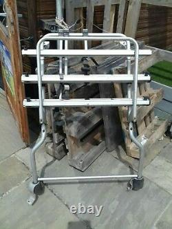 Genuine VW bicycle rack, can hold 3 bikes
