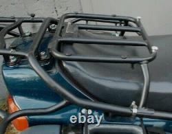 HONDA ST 1100 PAN EUROPEAN SMALL SuUPPLEMENTARY REAR RACK BLACK MOTORCYCLE BIKE