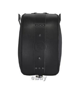 Indian Motorcycle Black Solo Luggage Rack Bag For 2018-2020 Scout Bobber Models