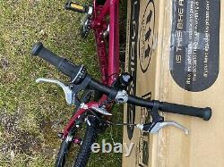 Islabike Beinn 20 Small Original rear rack Original box. Lovely