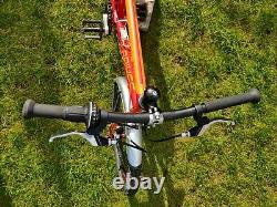 Islabikes Beinn 20 Large inc mudguards, extra tyres, rear rack, kickstand, tube