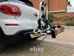 MINI Genuine R60 / R61 Paceman/countryman Bike Rack System Click On 2 Bikes