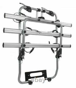 Menabo Bc3055 Bike Rack Cycle Carrier Tailgate Fits Vw T5