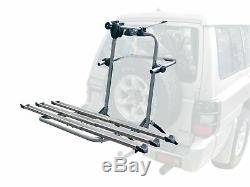 Menabo Boa 3 Bike Rack Rear Carrier 3 Cycle For SUV With Spare Wheel