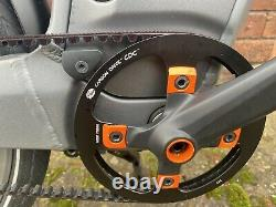 Mercedes Smart Electric Bike With Extra Battery And Rare Rear Rack