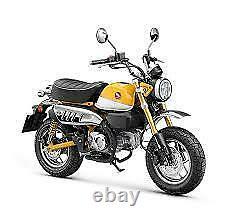 Monkey Bike Rear & Front Rack Luggage Carry H2c Honda Z125cc 2018-20 Dhl Express