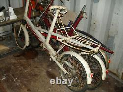 Moulton Classic Bicycle Frames & Collection Of Parts. BUY IT NOW Is Rear Rack