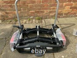 NEW BMW rear bike rack with tow bar. Thule