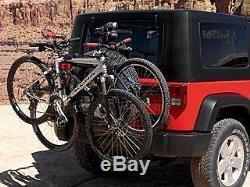 NEW! Thule Spare Tire Bike Rack 963 XTR Jeep Wrangler / Liberty MOPAR TSPRO963