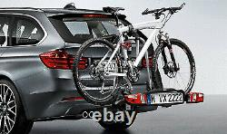 New Genuine Bmw X3 X4 Series Rhd Rear Bike Rack Carrier Pro 2.0 82722409510