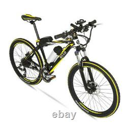 OTTO Electric Bike Ebike MX2000 26 Inch Lithium Battery 48V 10Ah with Rear Rack